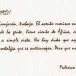 Poema de Lorca