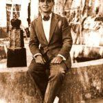 Imagen de Lorca en el Hotel España (Lanjarón, Alpujarra de Granada)