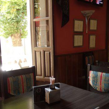 El Restaurante Café Bar Balcón de Lorca en Lanjarón (Alpujarra de Granada)