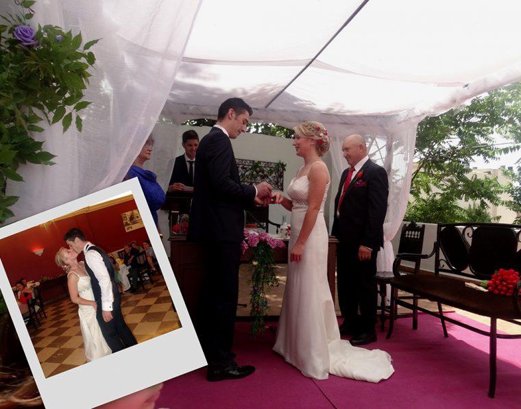 Celebración de bodas en Lanjarón