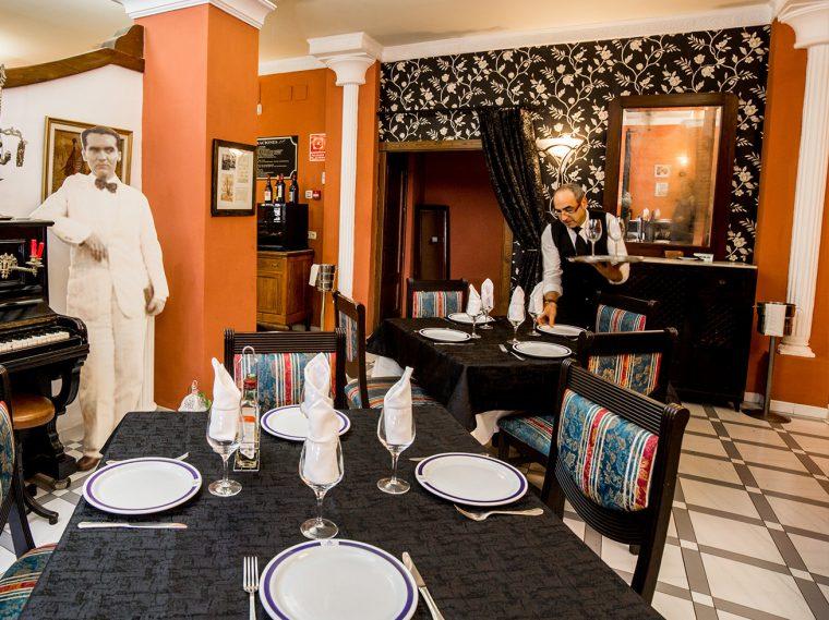 El Restaurante Balcón de Lorca