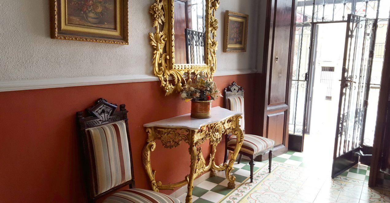 Imagen entrada Hotel España
