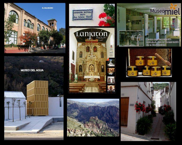 Museos y Monumentos Lanjarón