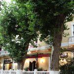 Hotel España en Lanjarón, en el presente